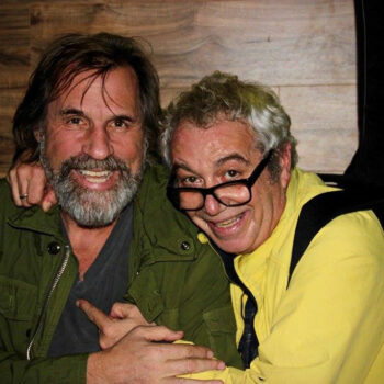 Todd Christiansen & Mike Watt